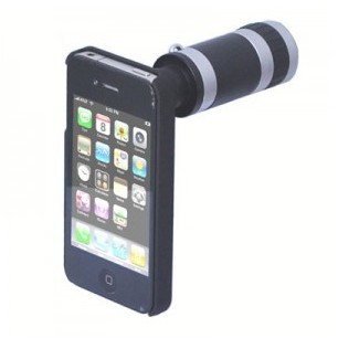 Optical 10x Zoom Lens Mobile Phone Telescope Compatible for iPhone 4G