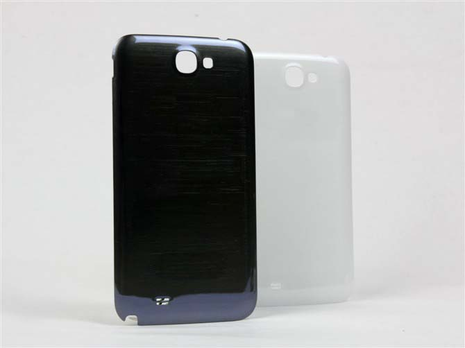 for Samsung N7100 Original battery cover, Galaxy  Note2 N7100 back cover shell
