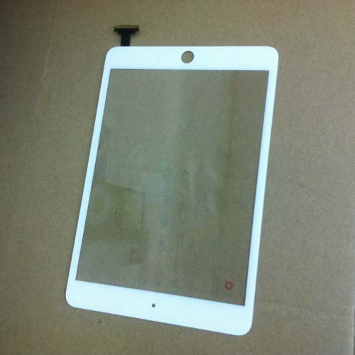 for iPad Mini Touch Digitizer Replacement -White