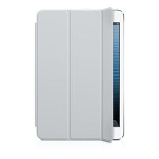 for iPad mini Smart Cover + Back Case -Grey (OEM)
