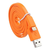 for iPhone 5 8PIN Lightning to USB Charger & Data Syncing Cable -Orange