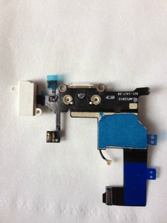 for iPhone 5 Charging Flex Cable Repair Parts Replacement