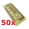 3M Adhesive Glue Tape Sticker for iPad 2 Touch Screen Digitizer Frame  -50pcs/lot