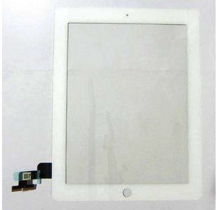 iPad 2 Touch Panel with Digitizer - White
