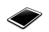 iPad Mini Aluminum Metal bumper case -Black
