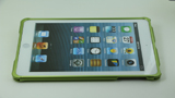 iPad Mini Green Color Collocation Aluminum Metal bumper case12 - Screw Up by Screws