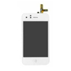 for iPhone 3G LCD Touch Screen Digitizer Assembly - White