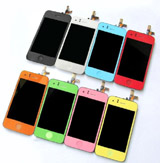 for iPhone 3GS Colorful Full Front LCD assembly