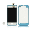 for iPhone 4 CDMA Conversion Kits - Transparent Sky blue