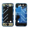 for iPhone 4 Middle Frame board full complete assembly -Blue