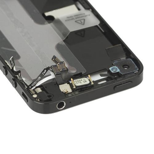 for iPhone 4 Middle Frame board full complete assembly Black
