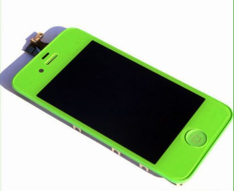 for iPhone 4S Conversion Kit -Green