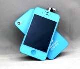 for iPhone 4S Conversion Kit -Light Blue
