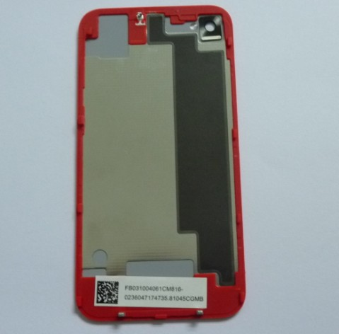 for iPhone 4S Conversion Kit -Red