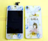 for iPhone 4S Cute Girl Conversion Kits