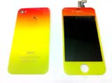 for iPhone 4S Gradient Colour Conversion Kits with logo