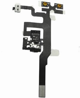 for iPhone 4S Headphone Audio Jack Flex Cable