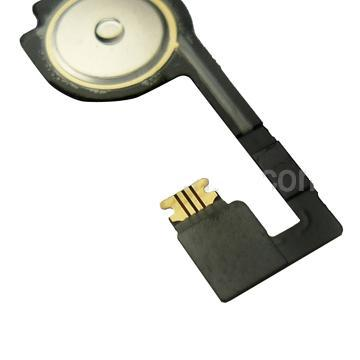 for iPhone 4S Home Button Flex Cable Ribbon Circuit