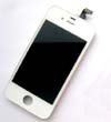 for iPhone 4S LCD+ Glass+ Digitizer Assembly - White