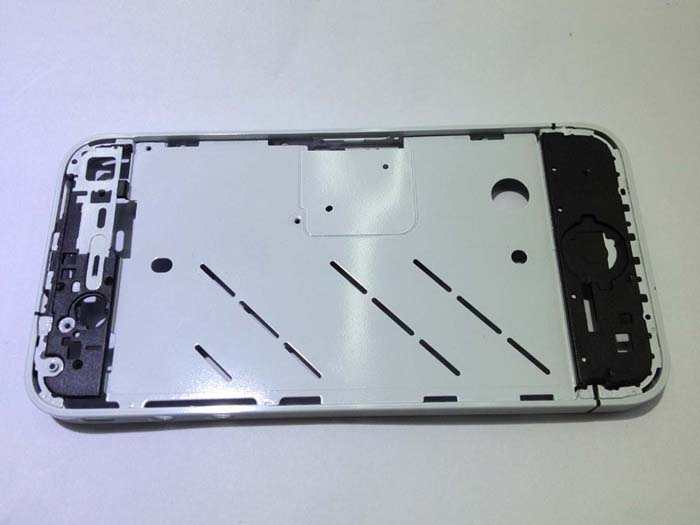 for iPhone 4S Middle Plate Frame Board, 4S Housing Kit - White
