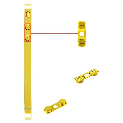 for iPhone 4s Midframe Middle Frame Board - Golden Color