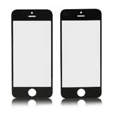 for iPhone 5 Front Screen Glass Lens Replacement -Black