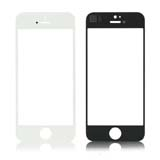 for iPhone 5 Front Screen Glass Lens Replacement -White