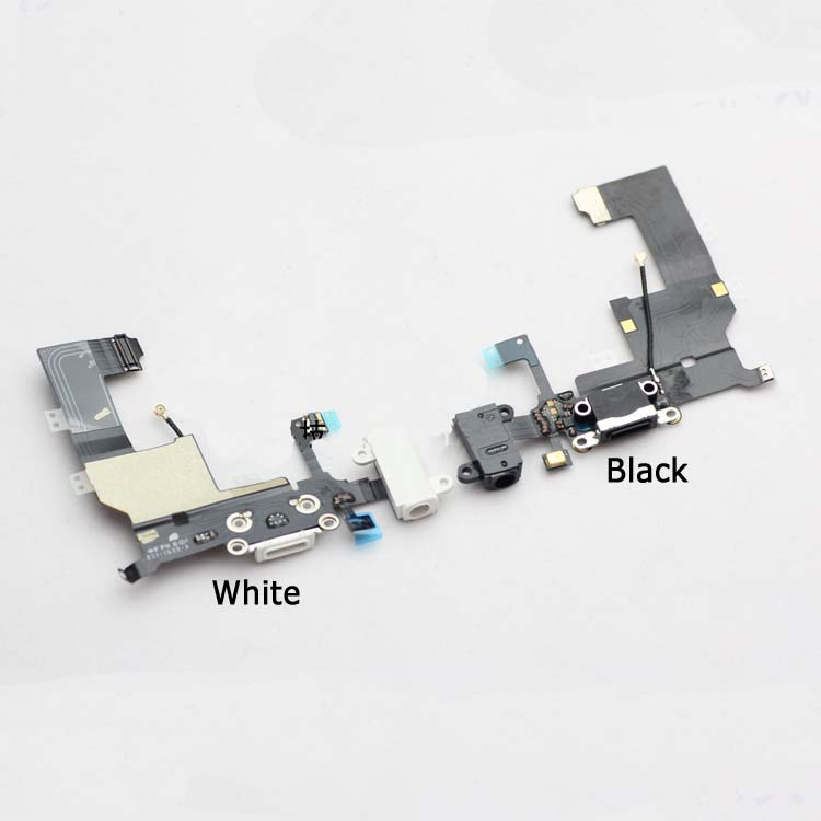 for iPhone 5 Lightning Dock Connector Charging Port Assembly Replacement