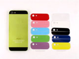 Electroplating for iPhone 5 Faceplates Middle Frame Chassis Full Housing  -Green
