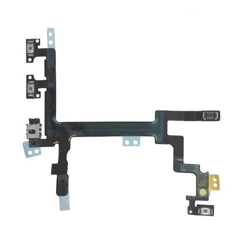 for iPhone 5 Power Button Volume and Silent Switch Keypad Flex Cable