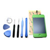 iPod Touch 4 Front LCD assembly - Green