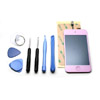 iPod Touch 4 Front LCD assembly - Pink