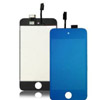 iPod Touch 4 Front LCD assembly - Plated Blue