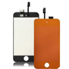 iPod Touch 4 Front LCD assembly - Plated Orange