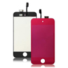 iPod Touch 4 Front LCD assembly - Plated Red