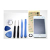 iPod Touch 4 Front LCD assembly - White
