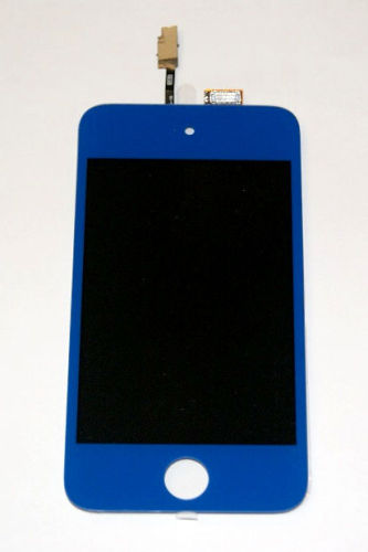 iPod Touch Front LCD assembly - Deep Blue