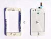 for iPhone 3GS Touch Screen + home button + frame -White