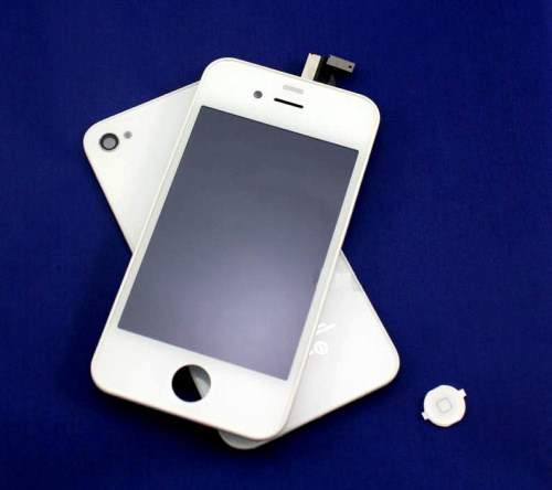 for iPhone 4 conversion kit -GSM -white